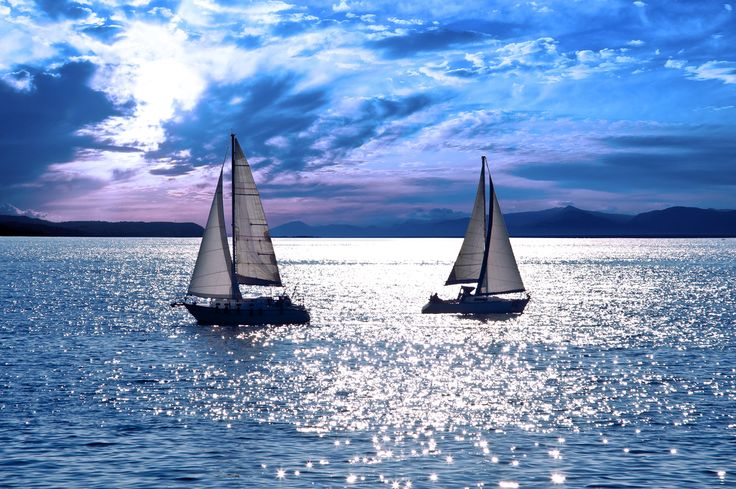Sailing the blue seas of Greece is an incredible experience. #Greece offers a large selection of sailboats and motor yachts, captained by professional skippers and experienced crew members. Learn more about our #Yacht and #Sailing Charters Services!