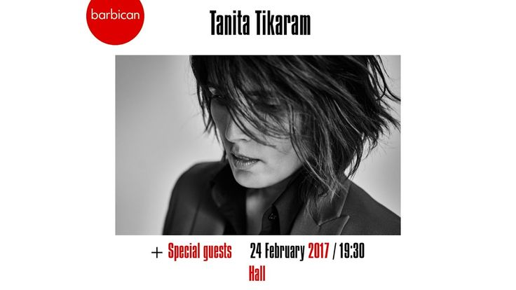 Tanita Tikaram Live at the Barbican February 24th 2017