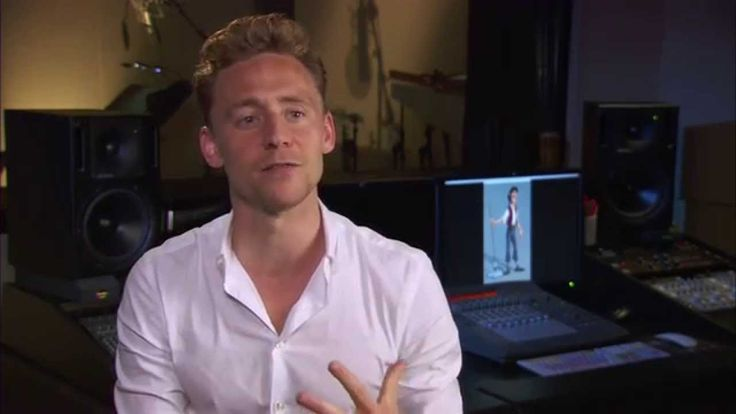 Tinker Bell: The Pirate Fairy: Tom Hiddleston On Set Movie Interview