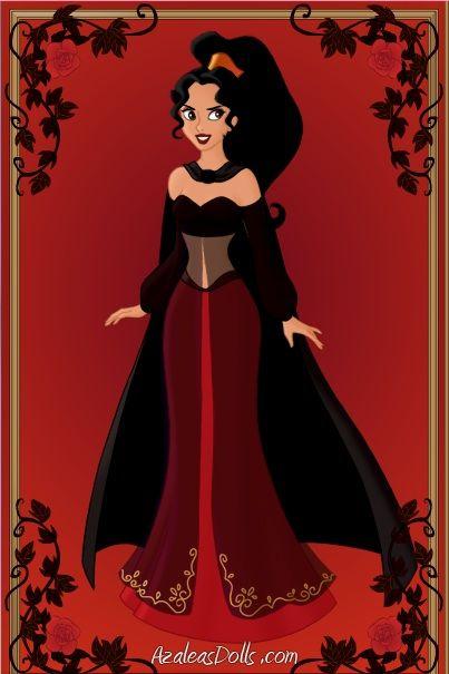 Next Generation Disney Villans: Natasha by ~KatePendragon on deviantART