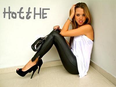 HottHe of the Week, Raquel Cañas