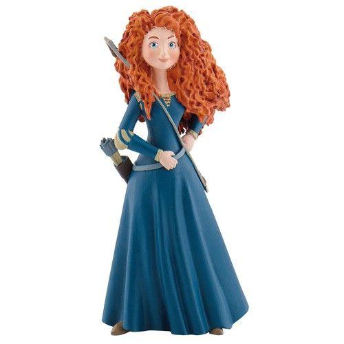 Disney Figuur Brave - Prinses Merida - Disney - Cake Toppers - Decoratie - producten  | Deleukstetaartenshop.nl | Deleukstetaartenshop.nl