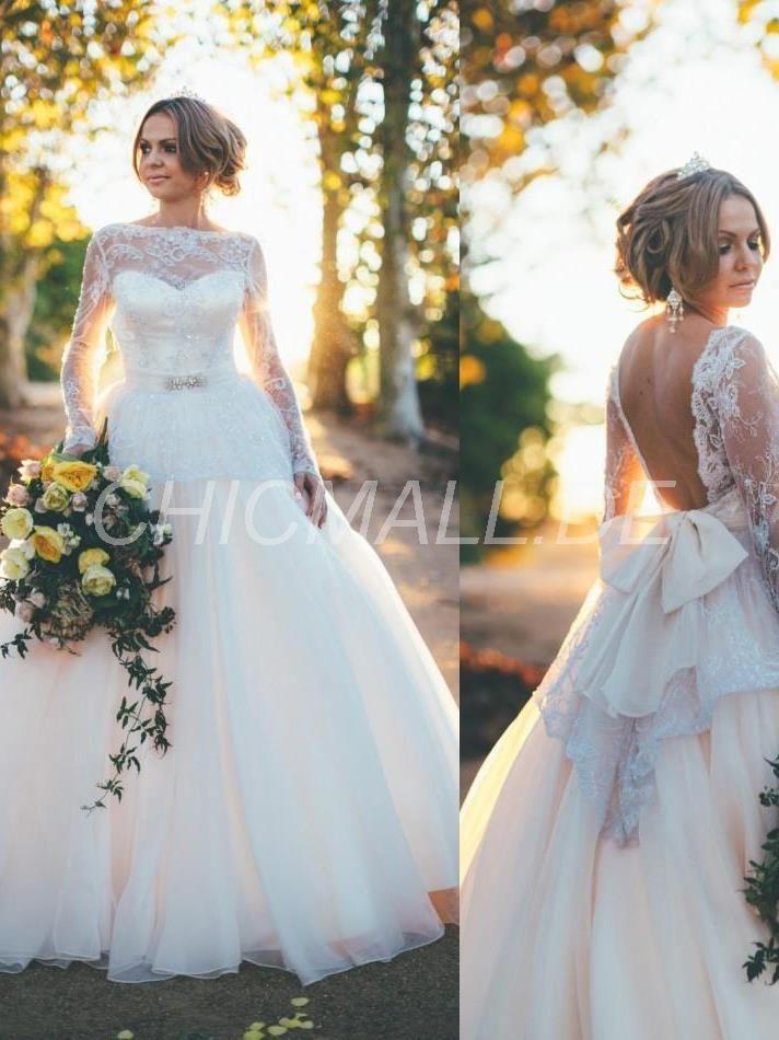 11 best Spitze Brautkleider images on Pinterest | Wedding dressses ...