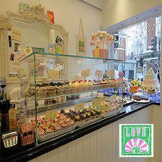 36 best Bakery Interior Design images on Pinterest | Cupcake bakery ...