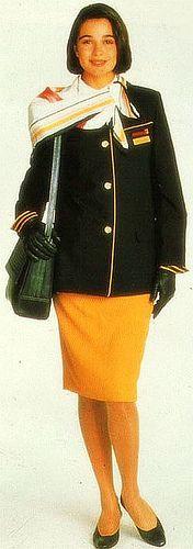 Iberia uniform