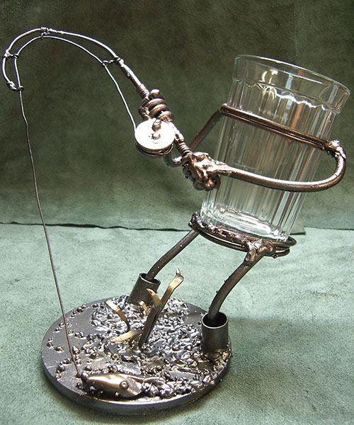 Handmade art forging from Ukraine. Художественная ковка. Изделие на заказ. Компания ArtSklad