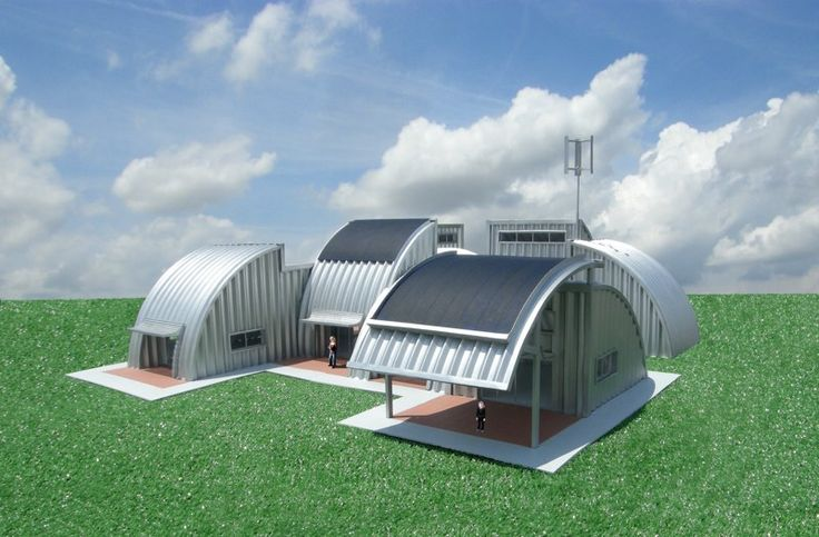 159 best Great Idea Quonset Hut Homes Design images on Pinterest Quansethut Metal House Designs on