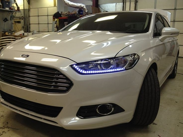 Ford Fusion Aftermarket Tail Lights