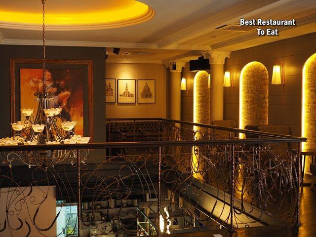 Montt Restaurant Bar Puchong Romantic Fine Dining Montt Restaurant Fusion Dishes Restaurant Bar Malaysian Food