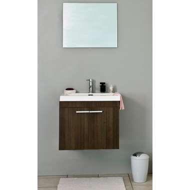 Differnz badkamermeubel Flow - grijs eiken - 60 cm | Leen Bakker