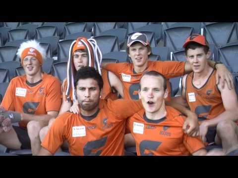 GWS GIANTS - Official Club Song - Bet on GWS at Sportsbet.com.au