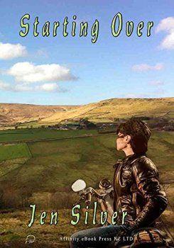 Guest blog on UK Lesfic website - Writing a novel