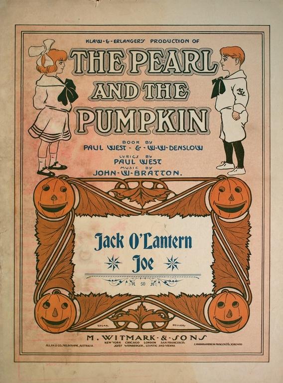 halloween sheet music - Halloween Music For Parties
