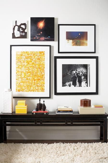 27 best Great console table displays images on Pinterest