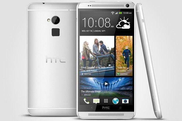 """HTC One Max por fin se hace oficial con pantalla de 5,9"""" (1080p) y lector de huellas"""