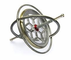 Gyroscope - another one that my brother had and let me play with, thanks again John