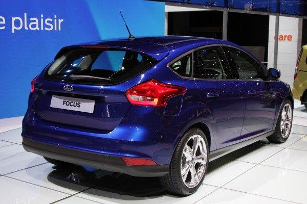 Ford Focus Geneve 2014