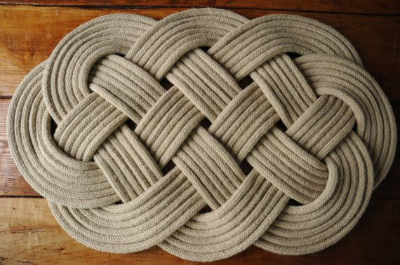 45 best images about bathroom on pinterest rope rug for Rope bath mat