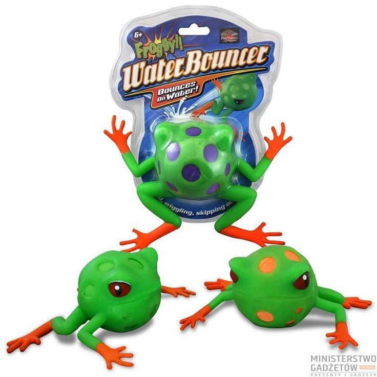 Żaba Wodna Bouncer