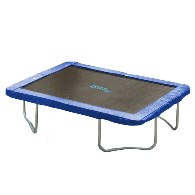 Upper Bounce 13x13-foot Square Trampoline Spring Cover Safety Pad