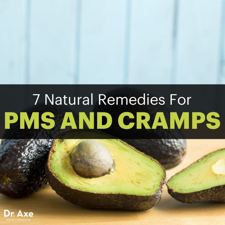 Natural Remedies For Severe Period Cramps