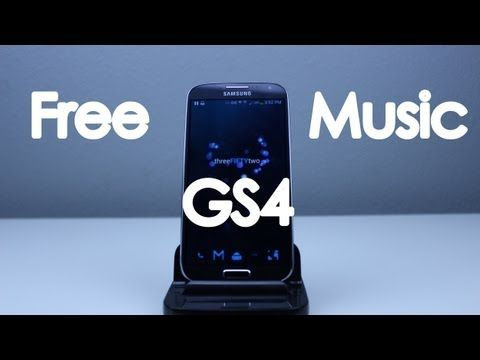 How To Get Free Music On Galaxy S4 | Galaxy S4 Tips & Tricks