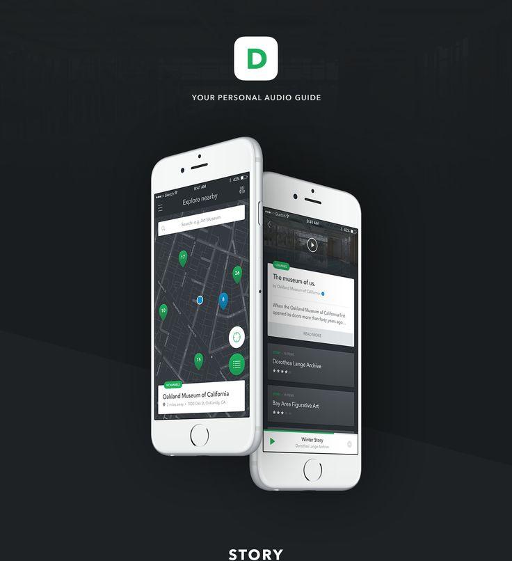 DIX Mobile App on Behance