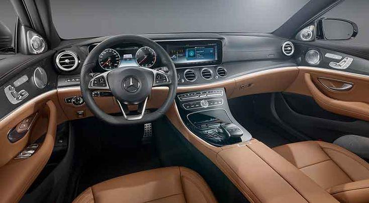 Mercedes-Benz E Class 2017, primer vistazo al interior del futuro - http://autoproyecto.com/2015/12/mercedes-benz-e-class-2017-vistazo-al-interior-futuro.html?utm_source=PN&utm_medium=Pinterest+AP&utm_campaign=SNAP