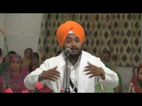 KHALSA SIRJNA DIVAS || Katha || Bhai Vishal Singh Ji