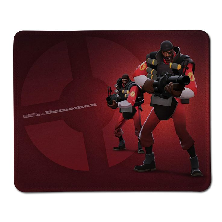 Cool team fortress 2 mouse pad grande mousepad anime