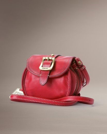 Crossbody Pouch - Red