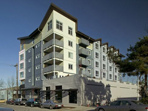 Affordable Housing Design Advisor, Denny Park Apartments - Seattle, WA
