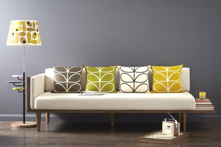 Day Bed Orla Kiely House at BlissHome light - I want all of these