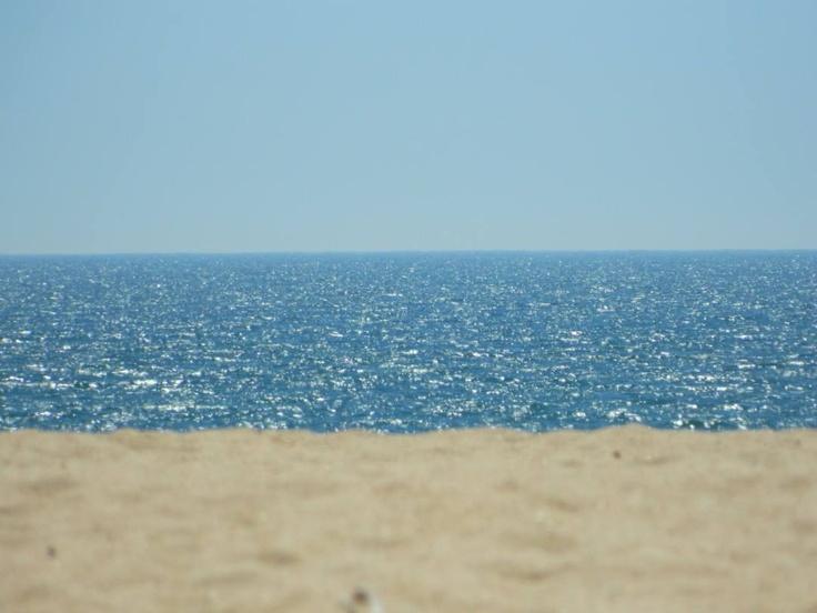 Sky,Sea,Sand.