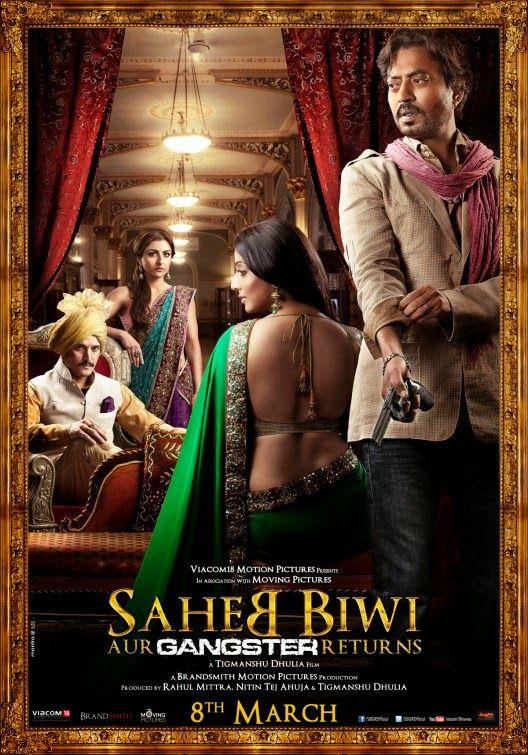 Saheb Biwi Aur Gangster Returns Full Hindi Movie Download
