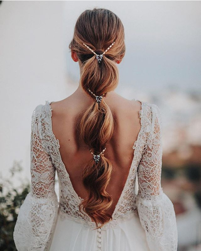 How Stunning Is This Bridal Look Boho X Fairy Tale ㅤ Phot In