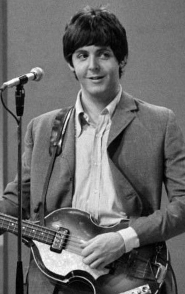 Paul . . . that look . . .