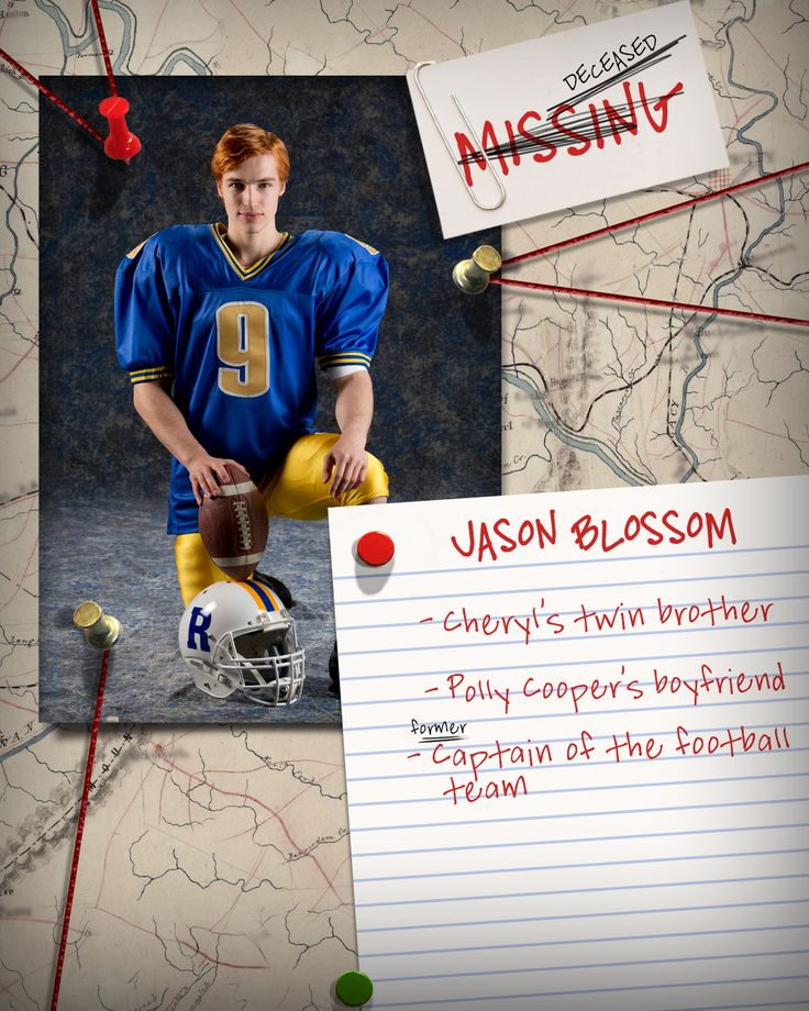 Who killed Jason Blossom? Get to know the suspects and theories on Riverdale: www.cwtv.com/shows/riverdale