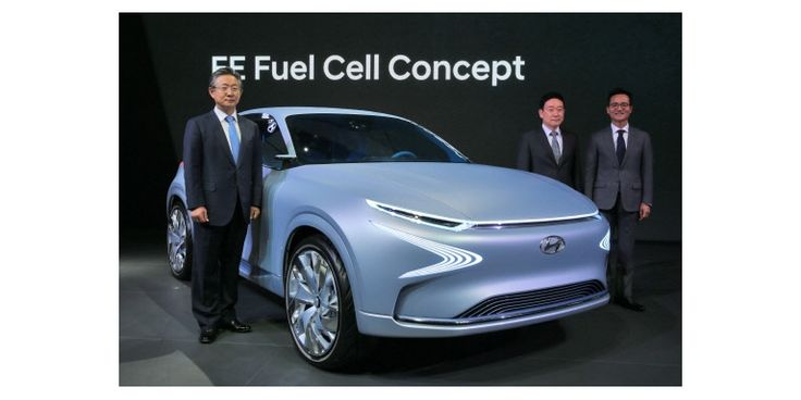 Hyundai Motor to Increase Hydrogen Powered Car Production by 15 Times Next Year