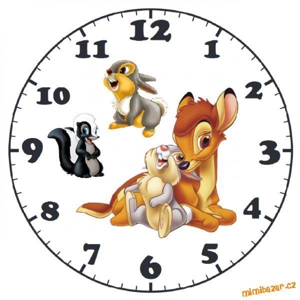 Шаблоны циферблатов для детских часов (3) (600x600, 125Kb)
