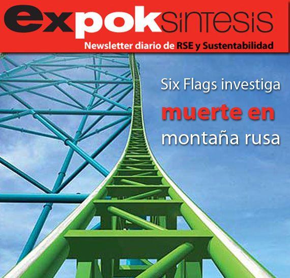 Six Flags investiga muerte en montaña rusa http://www.expoknews.com/2013/07/24/six-flags-investiga-muerte-en-montana-rusa/
