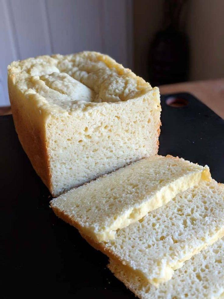 Gluten Free Rice Flour White Bread for the Bread Machine