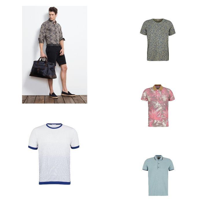 Özgür ruhlu stil sahibi erkekler Fabrika'nın Yaz Koleksiyonu ile her hafta sonu stilleri ile fark yaratacak.#MarmaraPark