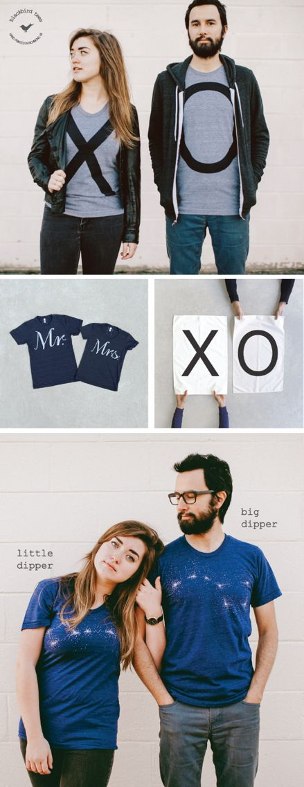 Valentine's Day is all about celebrating love, and we're doing just that with our new line of matching t-shirt sets. Perfect for couples, siblings, and BFFs alike, these complimentary shirt pairs are a modern, stylish take on friendship and togetherness. Made in the USA, and hand-printed in Richmond, VA, each set comes neatly folded inside a reusable cotton bag and is ready to gift. Visit our Etsy shop to view the full collection of t-shirt sets, tea towels and other Valentine's Day gift…