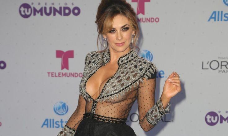 Fotos: Aracely Arámbula luce atrevidos vestidos, ¡y presume su cuerpo de adolescente!