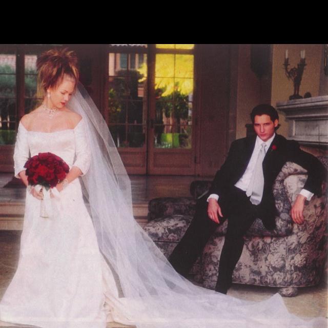 Jennie Garth & Peter Facinelli | SF Wedding Inspirations ...