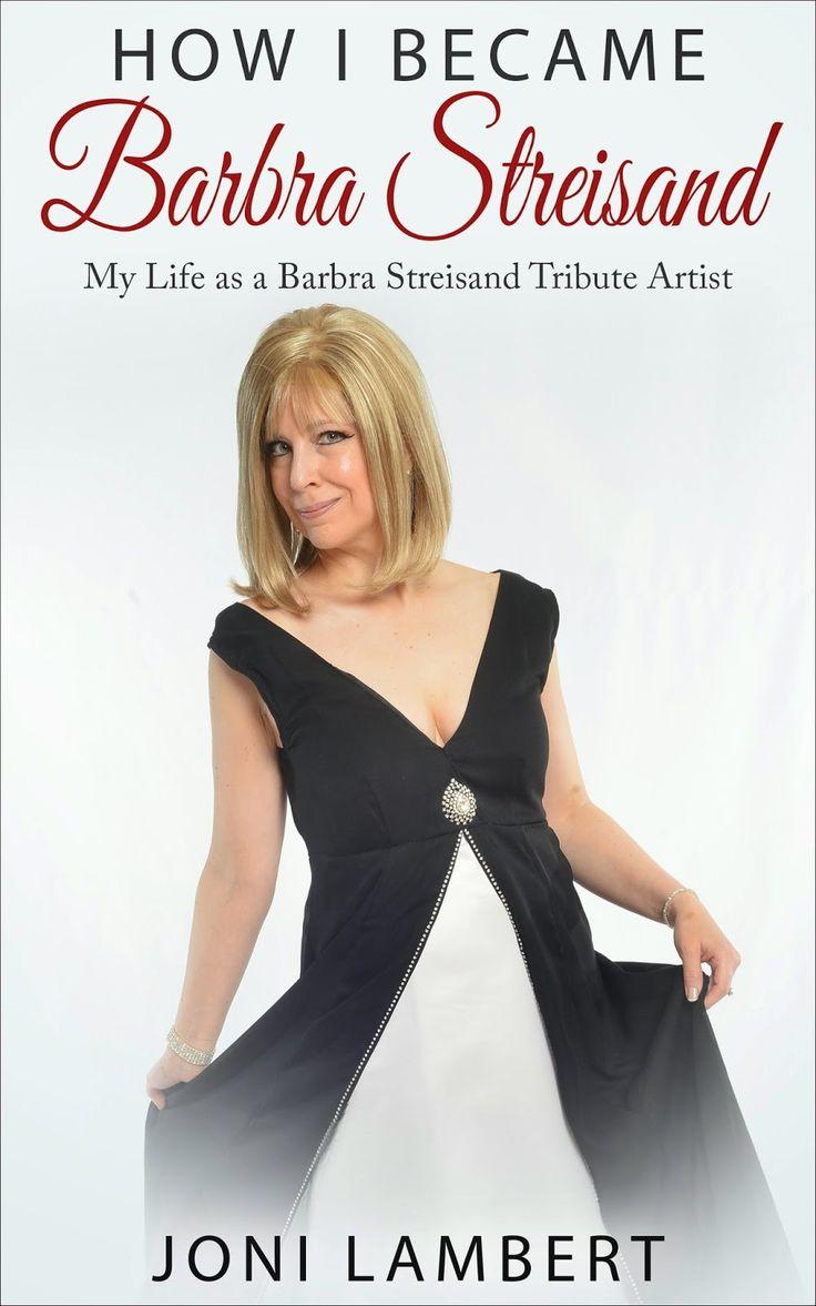 The coloring book barbra streisand - Barbra Streisand Tribute How I Became Barbra Streisand Book