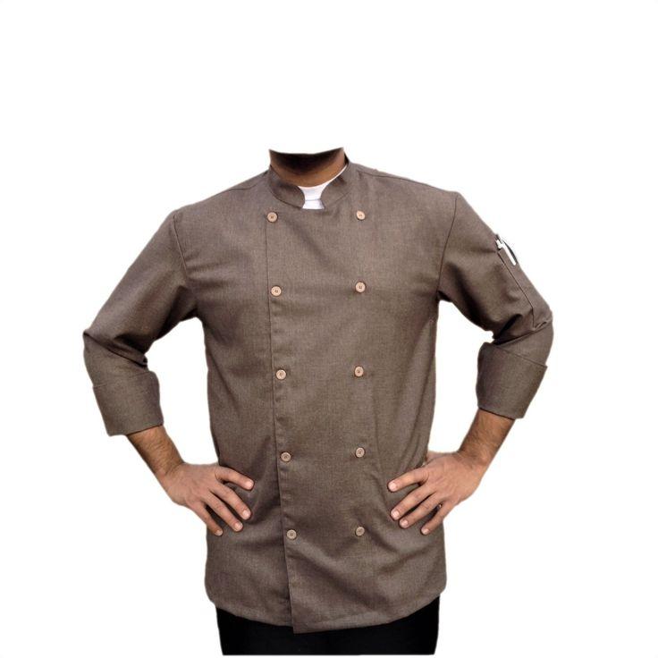 Brown Chef Coats | Chef Satchel