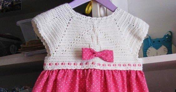 Um blog sobre crochet e tricot onde se ensina a fazer diversas peças