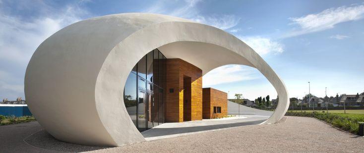 Centro para el cuidado del Cáncer / Snøhetta, Scotland